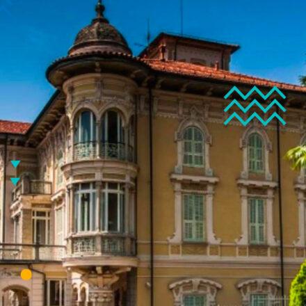 Villa Rosa Museo Arte Vetraria Altarese
